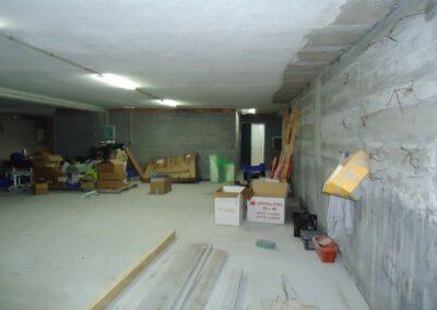 Ampliacion e acondicionamento acceso sala fabrica embutidos