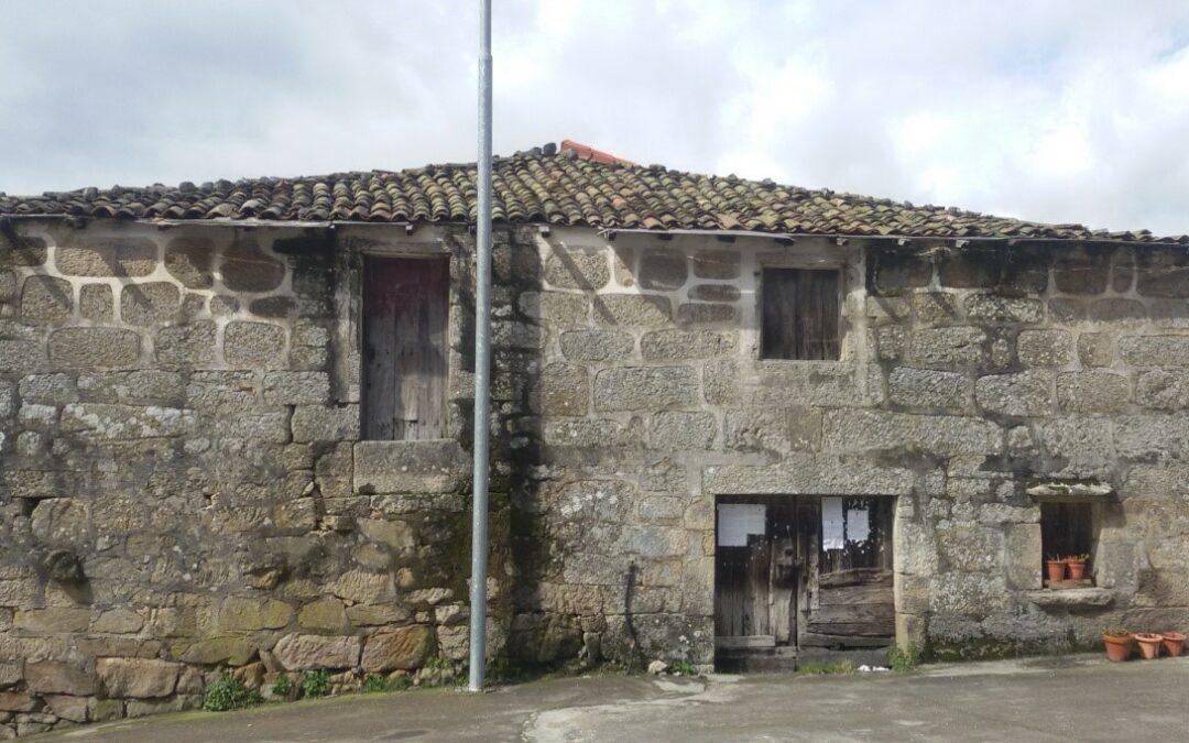 Acondicionamento antiga escola para local social