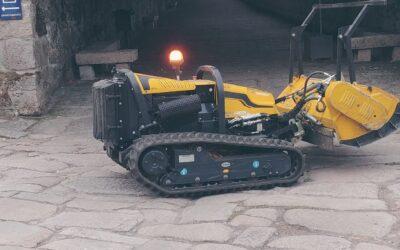 Skybots Robots Agroforestales