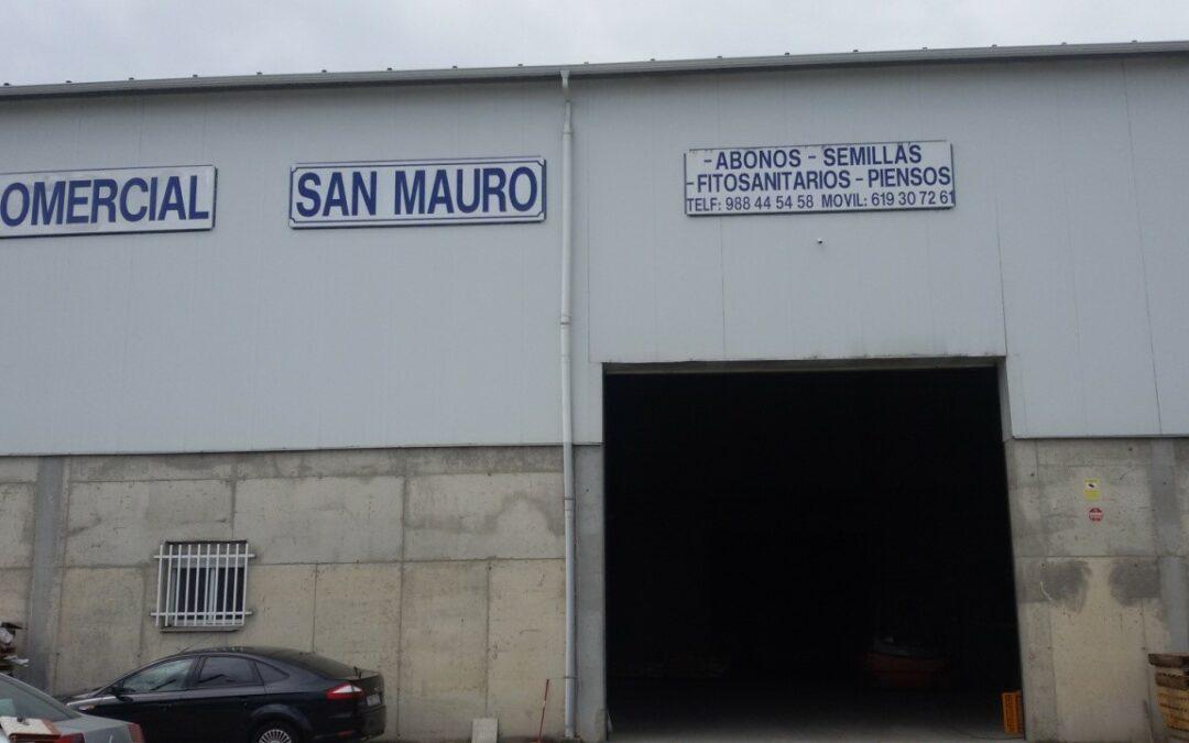 Inversión en maquinaria y equipos para comercialización de productos agrarios