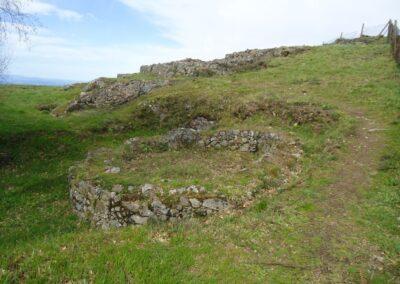 Reactivacion dos traballos arqueoloxicos Castromao
