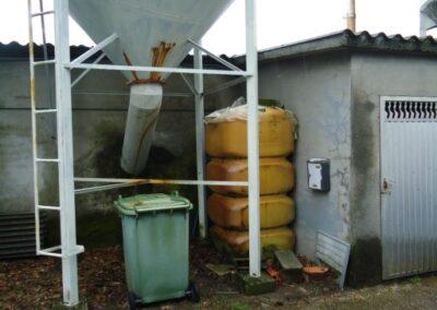 Aforro enerxetico en explotación gandeira