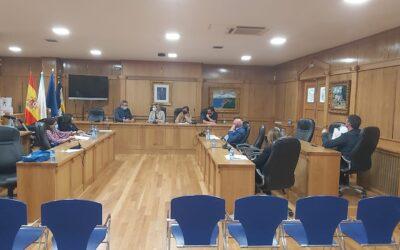 Reunión concellos da Limia, GDR Limia-Arnoia e Inorde para tratar sobre xeodestino