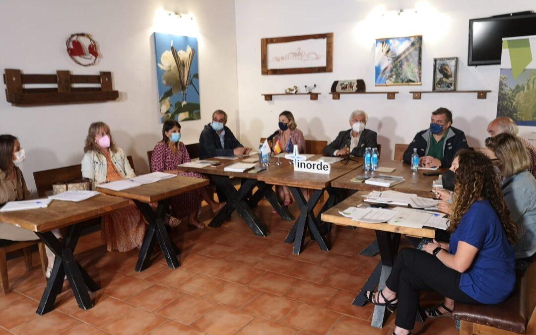 O GDR Limia-Arnoia participa na presentación das conclusións do Programa de Cooperación Transfronteiriza (POCTEC): KEEP ON